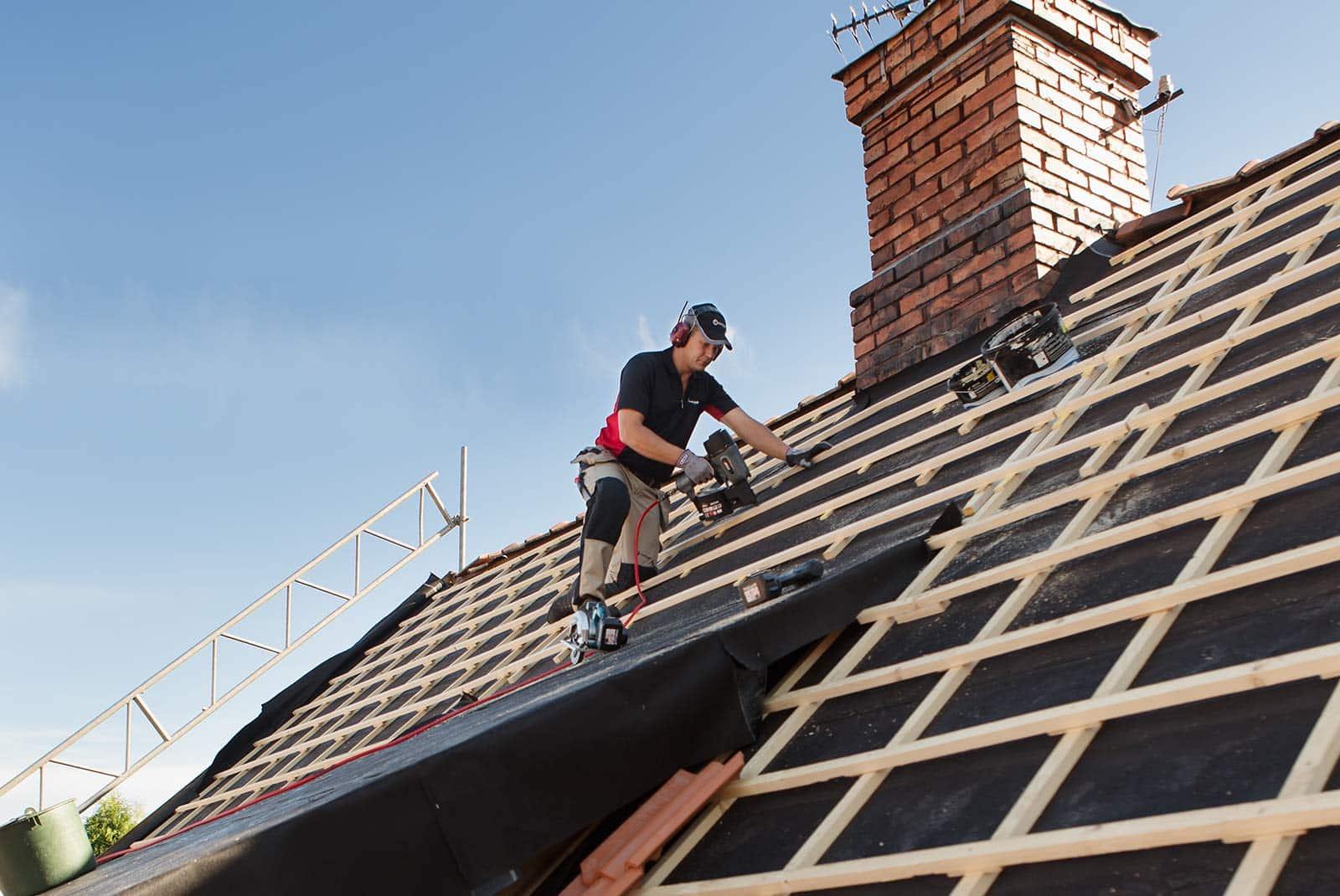 Rustabo tak - en trygg och kvalitetsmedveten takläggare
