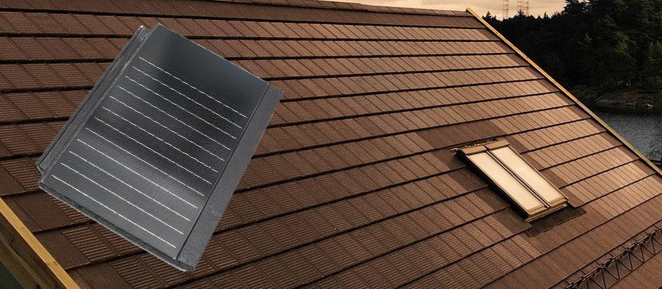 Rustabo Tak lägger soltak med integrerade solceller