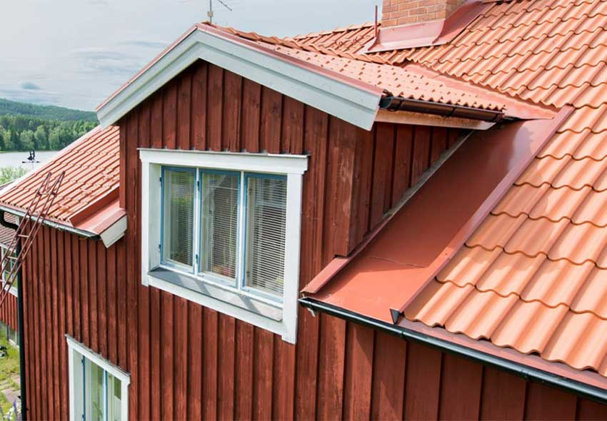 Byta tak med takläggare Rustabo i Stockholm