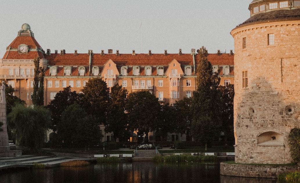 Takbyte Örebro